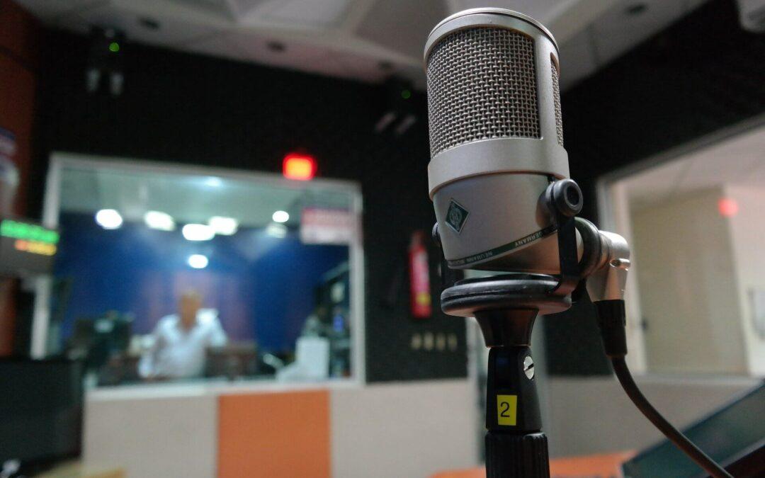 Wywiad dla Radio DHT w audycji Pozytywnik Magdaleny Rutkowskiej